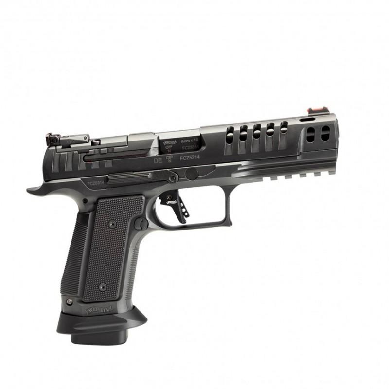 Pistolet DESERT EAGLE Noir Muzzle Brake - Calibre 50AE
