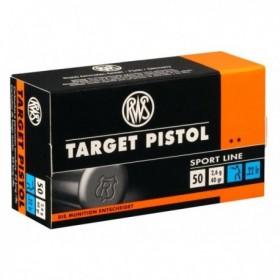 RWS Target Pistol 22LR - 40gr