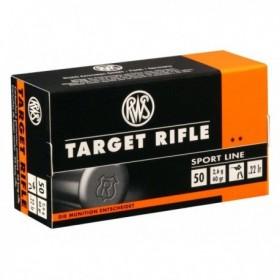 RWS Target Rifle 22LR - 40gr