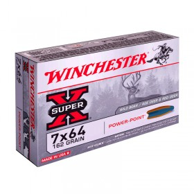 WINCHESTER POWER POINT 7x64...
