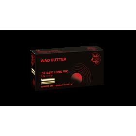 GECO 32S&W Long - 100GR WC