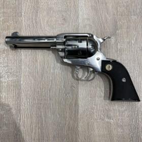 Revolver Ruger SA SS New...