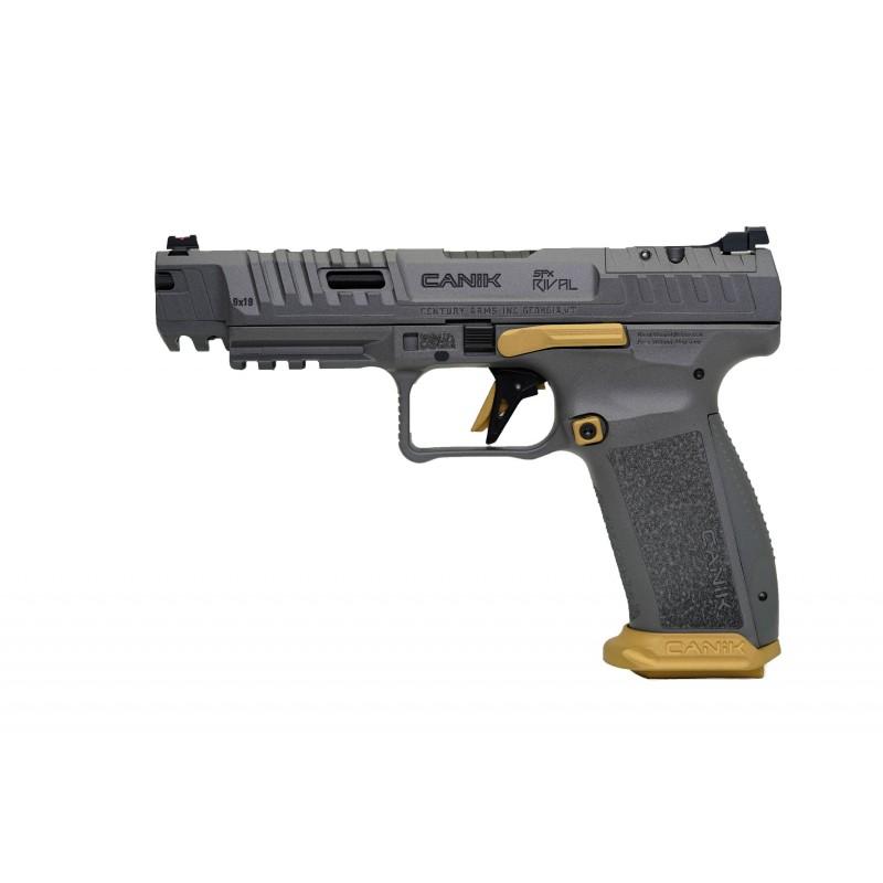 Occasion - Revolver Manurhin MR88 3'' - Calibre 38SP - Bon Etat -