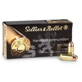 SELLIER & BELLOT Cal 45 ACP...