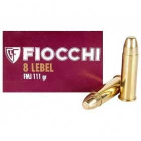 FIOCCHI Cal 8mm Lebel - 111...