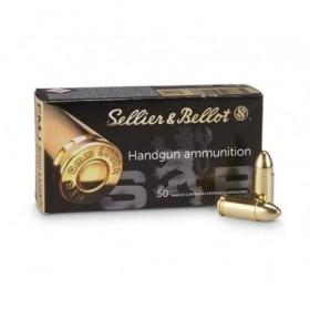 SELLIER & BELLOT Cal 9x19 -...
