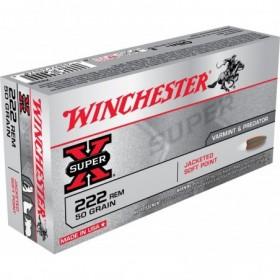 WINCHESTER 222 Rem Super-X...