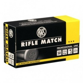 RWS 22 LR Rifle Match 40 GR...