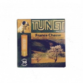 TUNET France Chasse Calibre 20