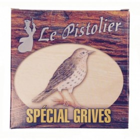 PISTOLIER Special Grive 32...