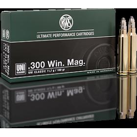 Munitions BARNAUL Cal 7.62X39 - 123 GR FMJ