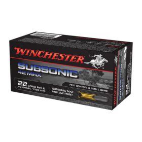 WINCHESTER 22 LR Subsonic...