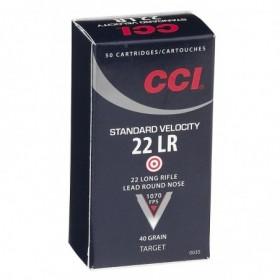 CCI 22 LR Standard 40 GR...