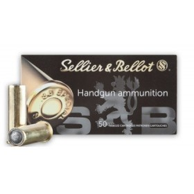 SELLIER & BELLOT Cal 38...