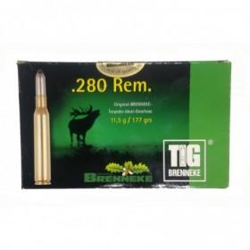 BRENNEKE 280 Rem TIG 177 GR