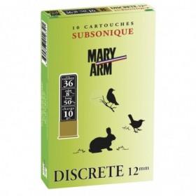 Munitions MARY ARM Discrète...