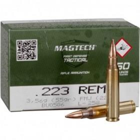 Munitions Magtech 223Rem 55gr