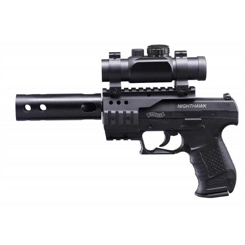 SHIELD Mini vue SMS 4 MOA Red Dot /& queue d/'aronde support pour SMITH WESSON M/&P pistolet