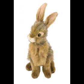 Peluche - Lapin Marron 22 cm