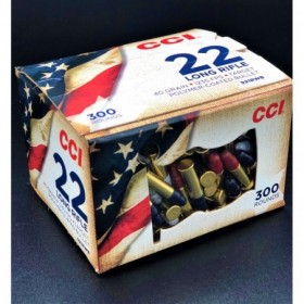 Munitions CCI 22LR PATRIOT...