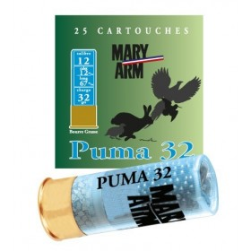 MARY ARM Puma 32 Calibre 12