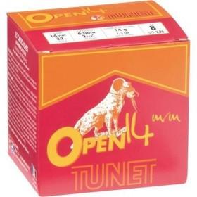 TUNET Open 14mm Silence