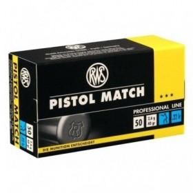 RWS 22 LR Pistol Match 40...