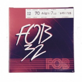 FOB 32 Calibre 12 - Plomb n°9