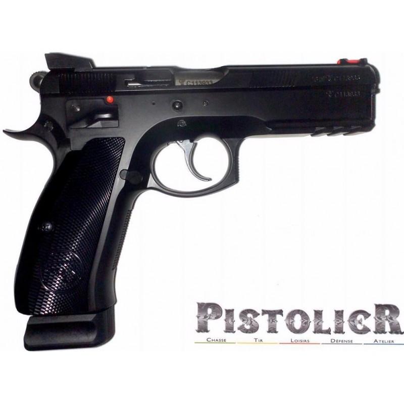 Pistolet CANIK TP-9 DA Bronzé