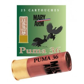 MARY ARM Puma 36 Calibre 12