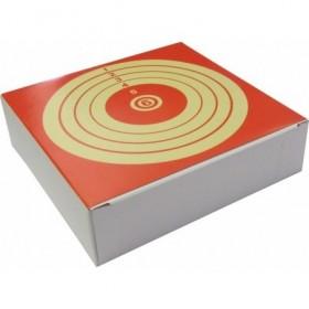 Cibles 14x14 - Boîte de 100