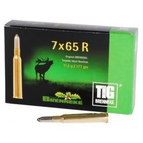 BRENNEKE 7x65R TIG 177 GR