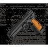 Pack - Carabine à air comprimé Hammerli Firefox 500 + Lunette 4x20