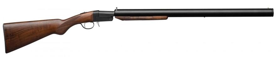 Fusil silencieux