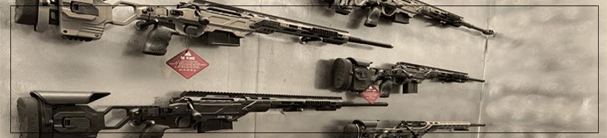 Arme de tir