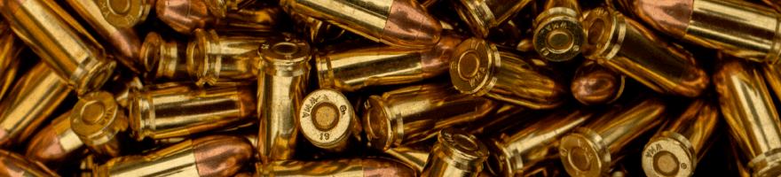 Balles arme de poing catégorie B