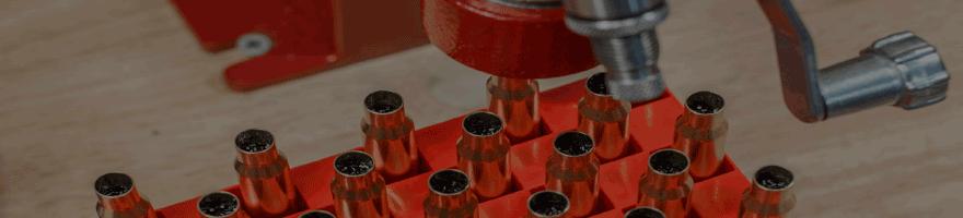 Coulage des balles