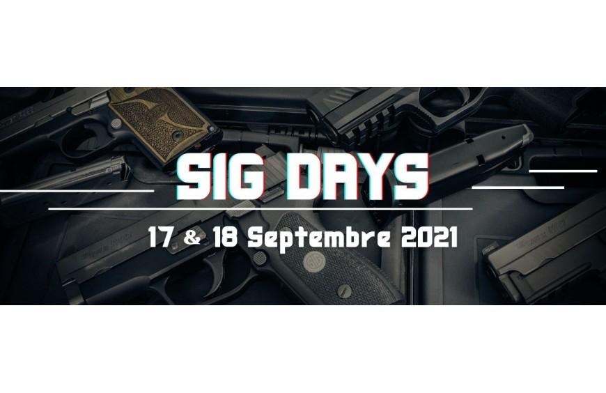SIG SAUER DAYS 2021